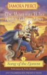 The Woman Who Rides Like a Man - Tamora Pierce, Trini Alvarado