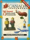 O Canada Crosswords, Book 8: 75 Themed Daily-Size Crosswords - Barbara Olson