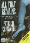 All That Remains - Lorelei King, Patricia Cornwell