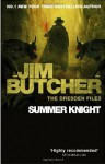 Summer Knight (Dresden Files, #4) - Jim Butcher