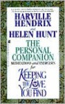 The Personal Companion - Harville Hendrix, Helen LaKelly Hunt, Claire Zion