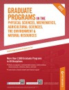 Graduate Programs in the Physical Sciences, Mathematics, Agricultural Sciences, the Environment & Natural Resources 2012 (Grad 4) - Peterson's, Peterson's
