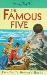 Five Go To Demon's Rocks - Enid Blyton, Eileen Soper