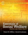 Essentials of Social Welfare: Politics and Public Policy Plus Mysocialworklab with Etext -- Access Card Package - Diana M. DiNitto, David W. Johnson