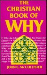 The Christian Book of Why - John McCollister