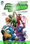 Green Lantern: New Guardians, Vol. 1: The Ring Bearer - Tony Bedard, Batt, Tyler Kirkham