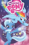 My Little Pony: Friends Forever #6 - Thom Zahler, Agnes Garbowska, Amy Mebberson