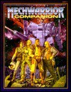 Mechwarrior Companion - FASA Corporation