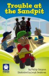 Trouble at the Sandpit - Phillip W. Simpson