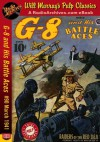 G-8 and His Battle Aces #90 March 1941 - Robert J. Hogan, RadioArchives.com, Will Murray