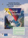 Physical Science: Concepts in Action, W/ Earth/Space Sci, Se Lab Man 2004 - David V. Frank, Michael Wysession, Sophia Yancopoulor