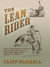The Lean Rider - Cliff Farrell