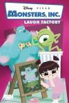 Monsters, Inc: Laugh Factory (Disney Pixar) - Paul Benjamin, Don Rosa, Amy Mebberson