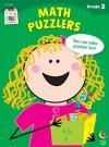Math Puzzlers, Grade 2 - Creative Teaching Press