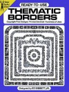 Ready-to-Use Thematic Borders - Ed Sibbett, Ed Sibbett