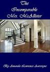 The Incomparable Mrs. McAllister: A Short Story - Amanda Lawrence Auverigne