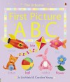 First Picture ABC - Jo Litchfield