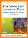 Core Servlets and Javaserver Pages: Core Technologies, Vol. 2 (Core) - Larry Brown, Larry Brown