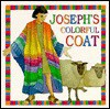 Bible Board Books: Joseph's Colorful Coat - Julie Downing