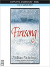 Firesong: Wind on Fire Series, Book 3 (MP3 Book) - William Nicholson, Samuel West