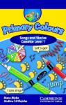Primary Colours 1 Songs and Stories Cassette - Diana Hicks, Andrew Littlejohn