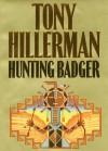 Hunting Badger (Navajo Mysteries, #14) - Tony Hillerman