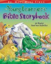 The Young Learner's Bible Storybook: 52 Stories with Activities for Family Fun and Learning - Mary Manz Simon