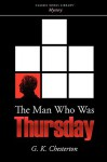The Man Who Was Thursday - G.K. Chesterton