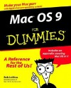 Mac OS 9 For Dummies (For Dummies) - Bob LeVitus