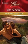What Might Have Been (Harlequin Blaze) - Kira Sinclair