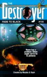 Fade To Black (The Destroyer, #119) - James Mullaney, Warren Murphy, Richard Ben Sapir