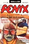 Fenix 1992 2 (11) - Olgierd Dudek, Ursula K. Le Guin, Jerzy Nowosad, David Brin, Wiktor Żwikiewicz, Lawrence Watt-Evans, Fred Thomas Saberhagen, Redakcja magazynu Fenix