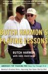 Butch Harmon's Playing Lessons - Butch Harmon, John Andrisiani, John Andrisani