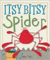 Itsy Bitsy Spider - Kate Toms