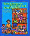 Early Literacy in Preschool and Kindergarten: A Multicultural Perspective - Janice J. Beaty