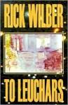 To Leuchars - Rick Wilber