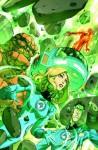 Fantastic Four: True Story - Paul Cornell, Horacio Domingues, Rick Burchett