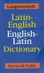 Latin-English, English-Latin Dictionary - S.A. Handford, Mary Herberg