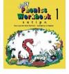 Jolly Phonics Workbook: s, a, t, i, p, n - Sue Lloyd, Sara Wernham, Lib Stephen