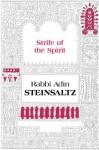 The Strife of the Spirit - Adin Steinsaltz, Arthur Kurzweil