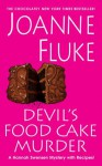 Devil's Food Cake Murder (A Hannah Swensen Mystery) - Joanne Fluke