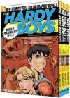 The Hardy Boys Boxed Set: Volumes 1-4 - Scott Lobdell, Lea Hernandez, Daniel Rendon
