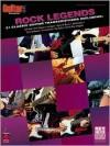 Guitar One Presents Rock Legends - Various Artists
