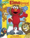 Sesame Street Elmo's Animal Mix & Match - Carol Monica, Joe Mathieu