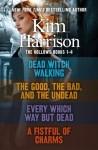 The Hollows Series Books 1-4 - Kim Harrison