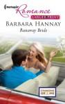 Runaway Bride - Barbara Hannay