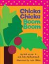 Chicka Chicka Boom Boom: Lap Edition (Board Book) - Bill Martin Jr., John Archambault, Lois Ehlert