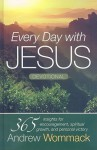 Every Day with Jesus: 365 Insights for Encouragement, Spiritual Growth, and Personal Victory - Andrew Wommack