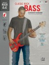 Alfred's Rock Ed. -- Classic Rock Bass, Vol 1: Easy Bass Tab, Book & CD-ROM - Alfred Publishing Company Inc.