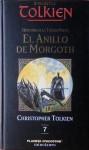 El Anillo de Morgoth: Historia de la Tierra Media #7 - J.R.R. Tolkien, J.R.R. Tolkien